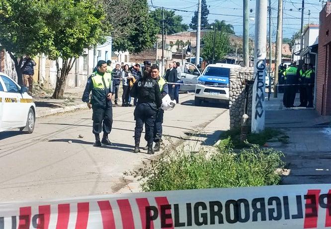 En Villa Urquiza se produjo un enfrentamiento a tiros, y hubo un muerto