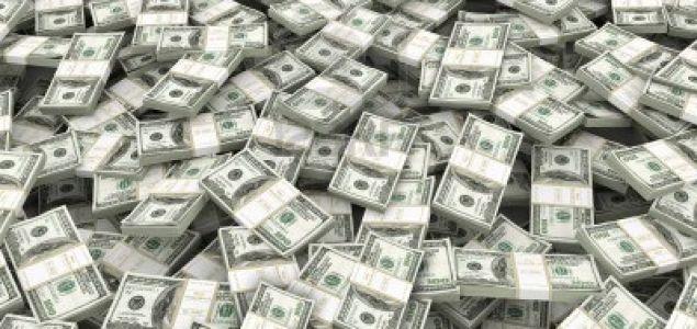 Dólar cerró a $58,49 por ventas del Central y de otros bancos