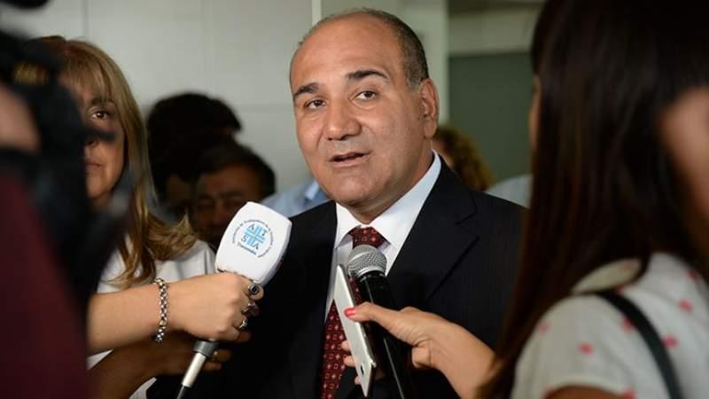 "Juan Manzur afirmó que la emergencia alimentaria ""busca proteger a los sectores más vulnerables"""