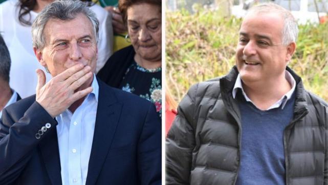 """El intendente Noguera tildó al presidente Macri de """"domador de reposeras"""""""