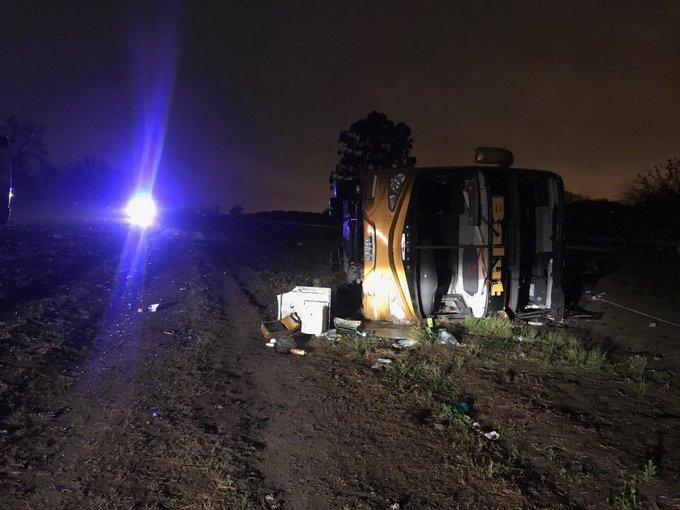 Tres muertos en un accidente en la autopista San Miguel de Tucuman- Famailla