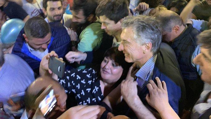 """Macri en Tucuman: """"Hay que cuidar cada voto """""""