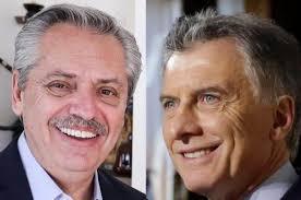 Mientras todas las encuestas dan ganador a Fernandez en primera vuelta, Macri espera hoy una multitud en el Obelisco