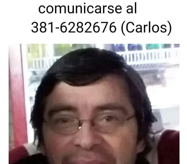 Buscan a un hombre que desapareció en Yerba Buena