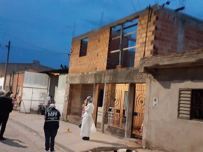 Asesinan a un hombre de un disparo en el rostro, ocurrió en Villa 9 de Julio