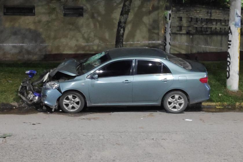 TUCUMAN: Un ladrón murió al ser atropellado por su victima