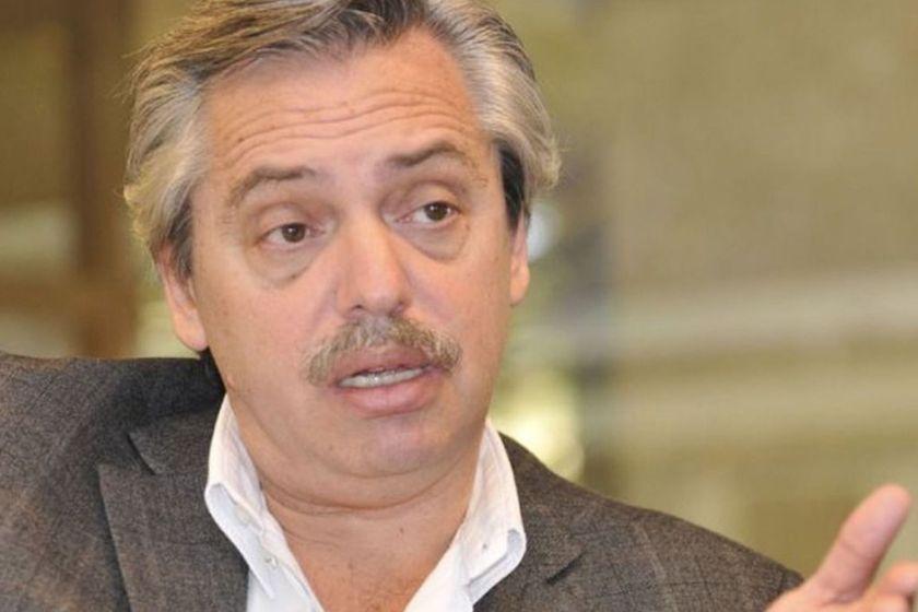 Alberto Fernández: Su historia