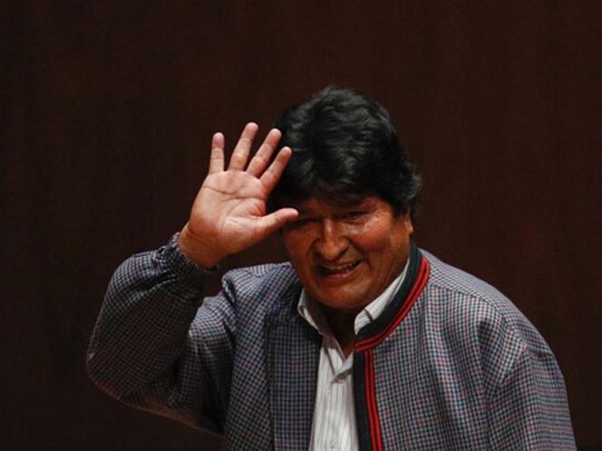 Evo Morales abandona México rumbo a Cuba y finalmente se establecería en Argentina
