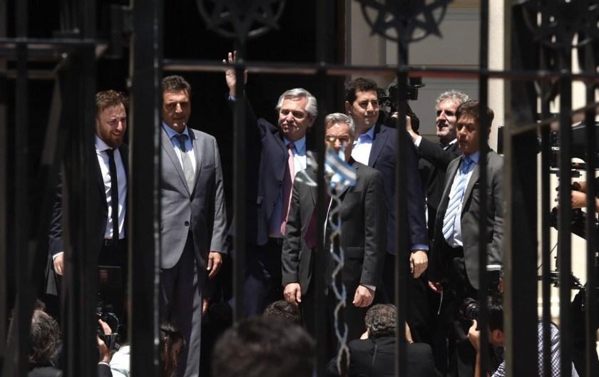 El presidente Fernandez apura la emergencia económica en el Congreso para reasignar partidas