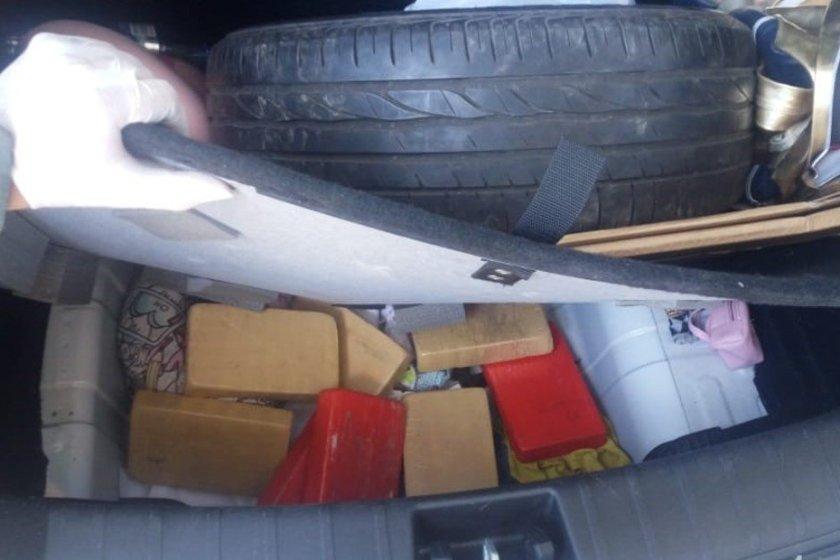 NARCOS: El cónsul de Bolivia en Orán fue detenido con ocho kilos de cocaína en su auto