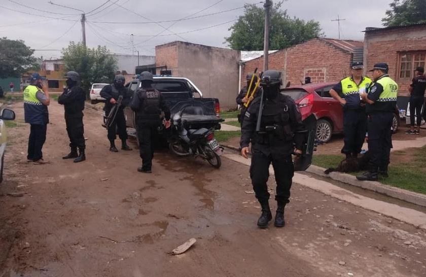 Ecos del MEGAOPERATIVO: Un prófugo fue candidato a concejal por el oficialismo