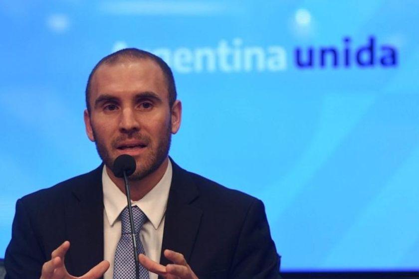 El ministro de economia Martín Guzman dio nuevos anuncios
