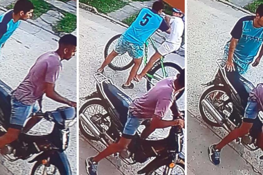 Asaltaron y golpearon a un joven de 13 años para robarle la bicicleta
