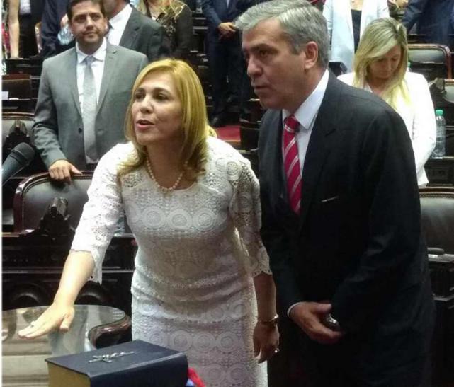 """Diputada, Beatriz Avila: """"Que Cano se quede tranquilo, mi banca se la debo al Partido por la Justicia Social"""""""