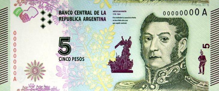 Últimos dias para usar los billetes de 5 pesos en comercios