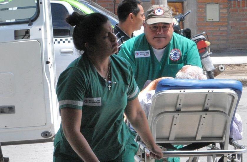 Una Tucumana apuñaló a su concubino santiagueño  porque no quiso darle dinero para fin de año