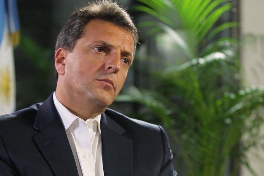 """Sergio Massa tildó a funcionarios macristas de """"okupas"""" del Estado"""