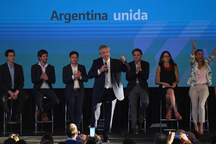 El presidente Fernandez lanzó el Plan Argentina Hace: pequeñas obras públicas en todo el país y 20 mil nuevos puestos de trabajo