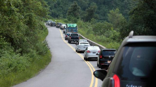 Hoy durante dos horas cortarán la ruta a Tafí del Valle