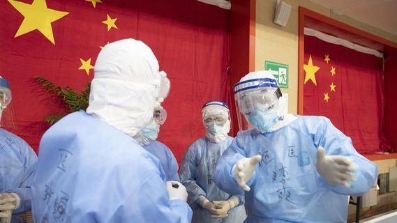 CORONAVIRUS: China informa oficialmente 1.665 fallecidos y 68.500 infectados