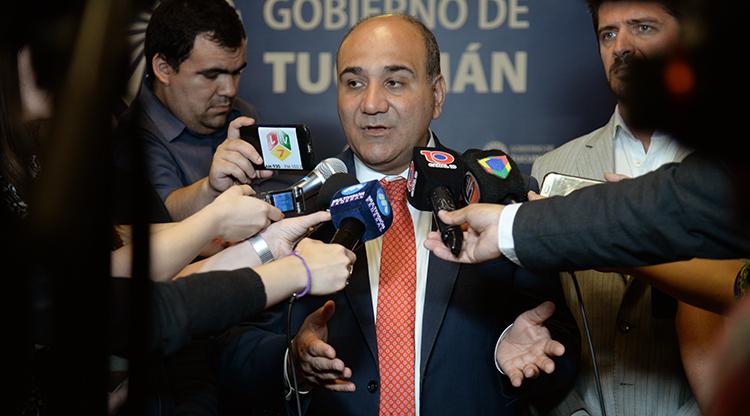 """MANZUR: """"70 mil familias tucumanas tendrán de apoyo la tarjeta alimentaria"""""""