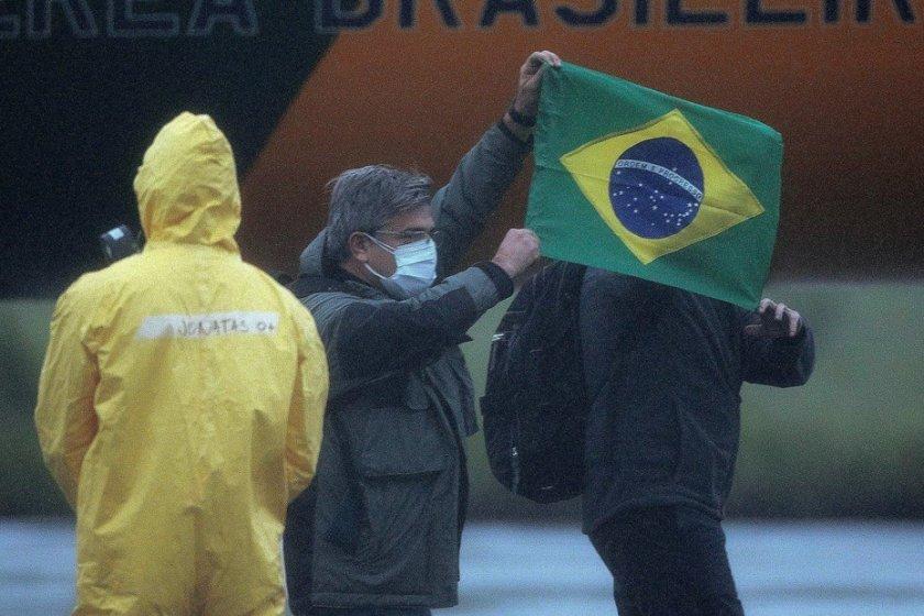 Llego a Brasil el CORONAVIRUS