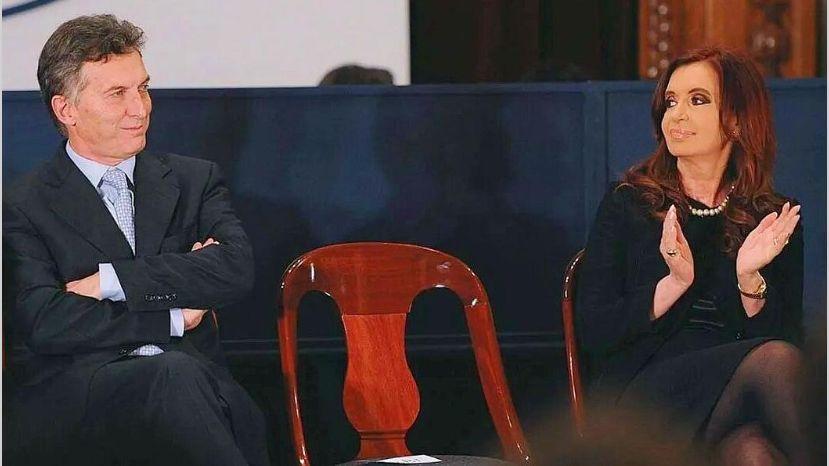 "Cristina Kirchner denunció que Macri armó ""grupos de tareas"" en su contra"