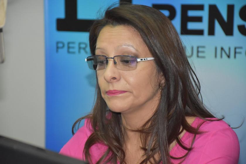 """Grave denuncia de Roxana Teves: """"Mariano Cuneo Libarona fue socio del juez Facundo Maggio, es un gran mentiroso y forma parte de la banda delictiva que me encarceló"""""""