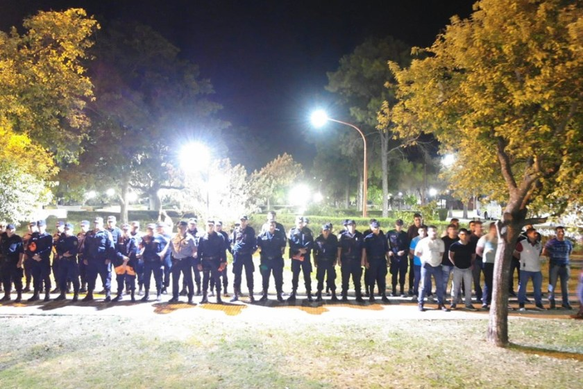 El gobernador Zamora de Santiago del Estero puso en cuarentena a toda una ciudad: No puede entrar ni salir NADIE