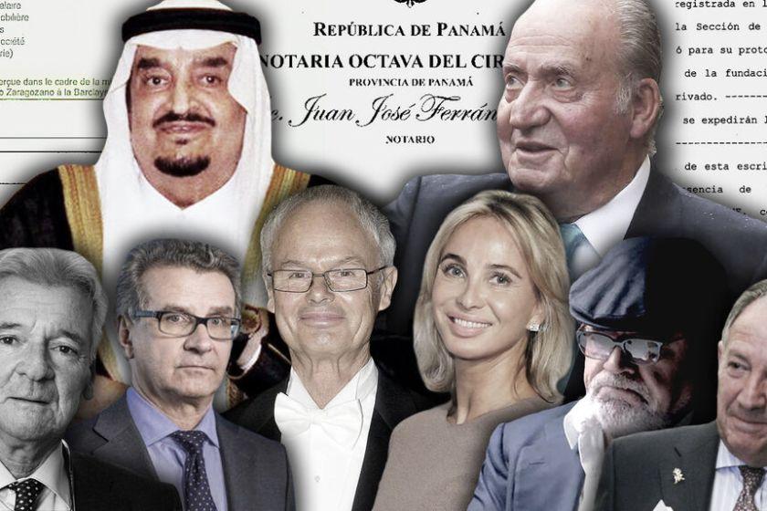 Corrupción en la Corona Española