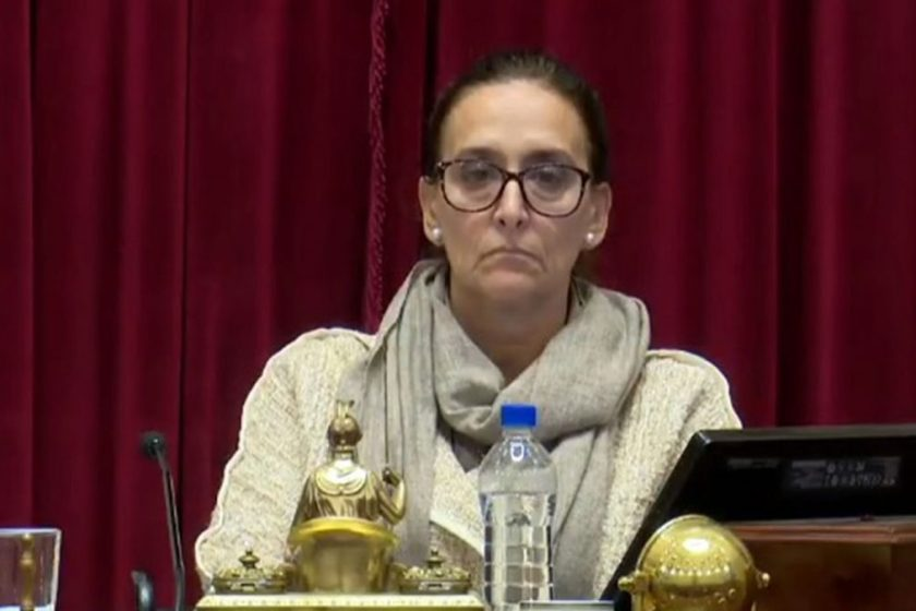 Denuncian a la ex-vicepresidenta  Michetti por presunta defraudación contra la administración pública
