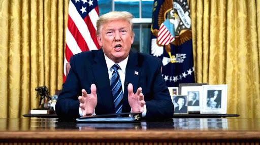 EE.UU.  decidió suspender los viajes desde Europa por 30 días con excepción del Reino Unido