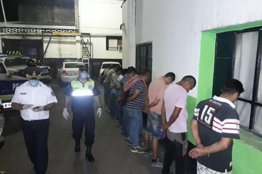 En Tucumán ya detuvieron a 10 personas por no cumplir la cuarentena total