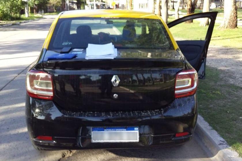 En las Termas detienen a un taxista que transportó a tres chinos desde Buenos Aires a Tucumán