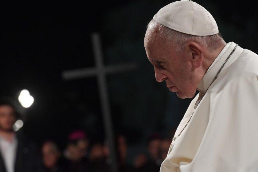 Via Crucis desde Roma ( EN VIVO)
