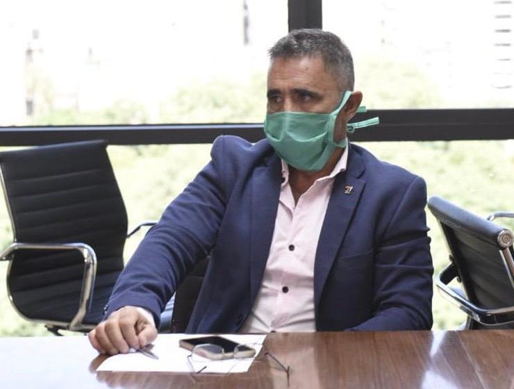 El legislador Horacio Vermal como medida de prevención le pide la ministra de Salud Rossana Chahla testeos al personal y residentes en Geriatricos de la provincia.