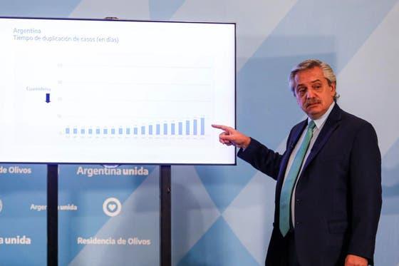 Alberto Fernandez: La cuarentena se extiende hasta el 26 de abril