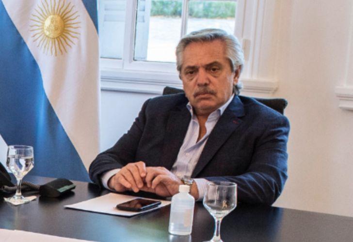 El presidente Fernandez analiza extender la cuarentena hasta mediados de mayo para pasar el pico de la epidemia