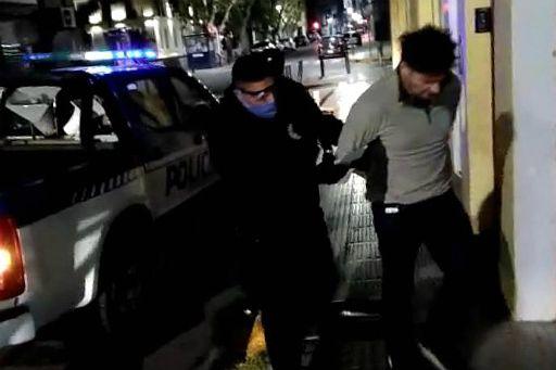 """"""" El tonto de la bicicleta """" : Hizo 220 km. en bicicleta, se burló en redes de la policía y terminó preso por Youtube (VIDEO)"""