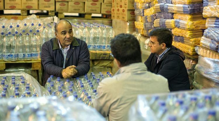 Solidaridad: La Caja Popular de Ahorros donó alimentos para sectores vulnerables