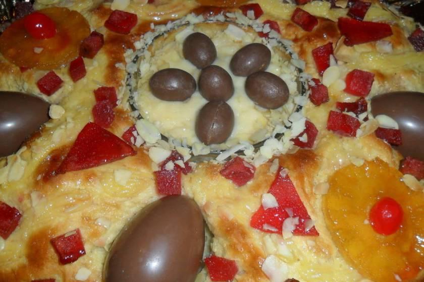 Tradicional Roscas de Pascua: variadas recetas para hacerlas en casa