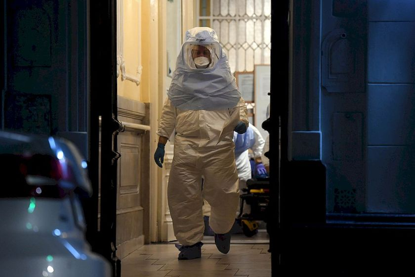 Pandemia de Coronavirus en la Argentina: Se confirmaron 285 casos nuevos y es el día de más contagios