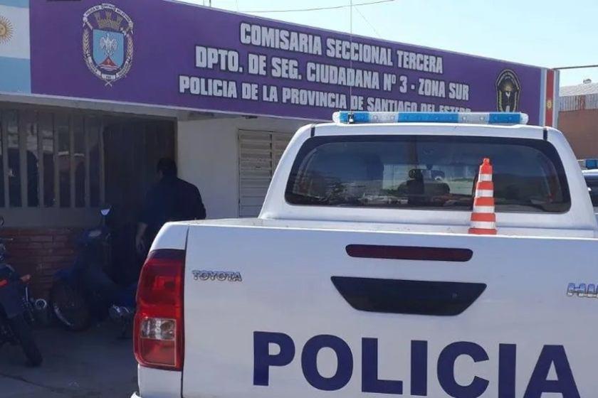 Una maestra particular quiso cobrar una deuda y recibió feróz golpiza, ocurrio en Santiago