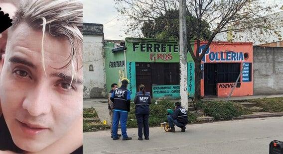 Motochorros asesinan a cadete de delivery en avenida Colón al 1400