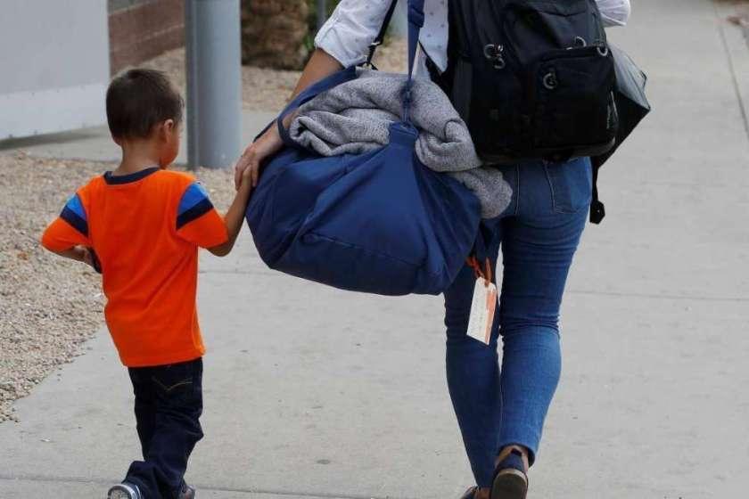 POR LA CUARENTENA: Los hijos de padres separados estarán autorizados a cambiar de casa una vez por semana
