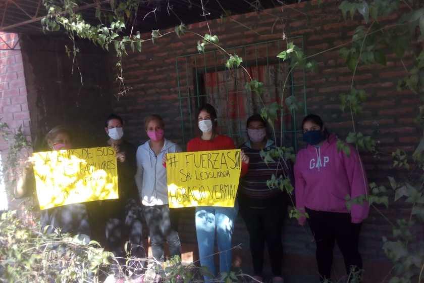 El legislador Horacio Vermal, suma apoyos, tras la denuncia