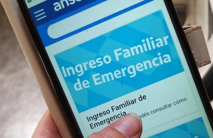"""""""BONO DE $ 10.000.-"""" : Los beneficiarios del IFE deberán informar un CBU para cobrar"""