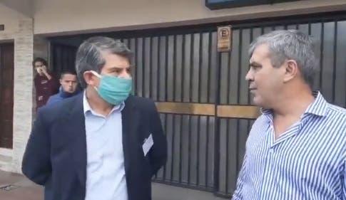 El diputado nacional Jose Cano fue asaltado por Motochorros en Avenida Roca y Alem