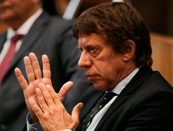 """Ricardo Bussi: """" Nunca tuve Coronavirus """", """" me quisieron sacar de la legislatura """""""