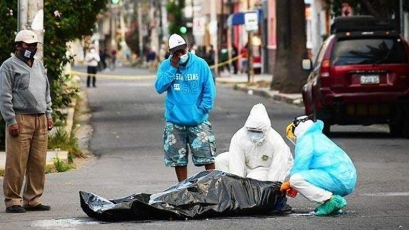 CORONAVIRUS EN BOLIVIA: La gente muere en las calles por falta de atención medica